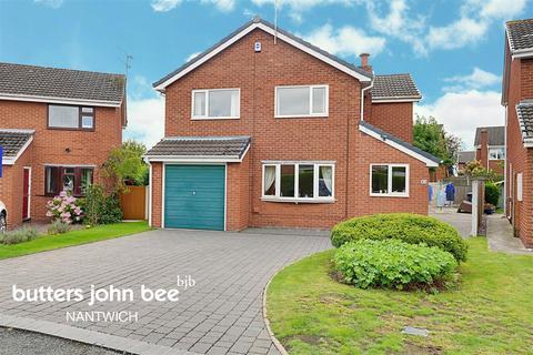 4 bedroom detached house for sale - Oakfield Avenue, Wrenbury