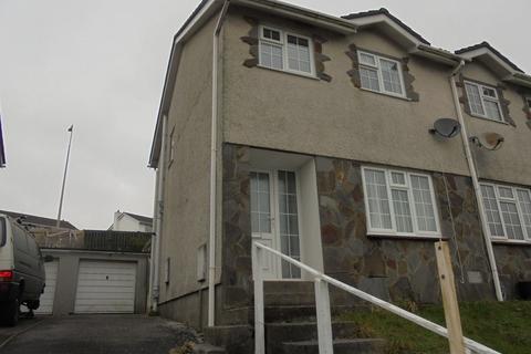 3 bedroom semi-detached house to rent - Ty Gwyn Drive, Brackla, Bridgend. CF31 2QF