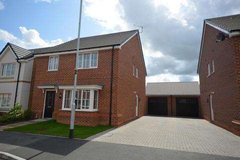 4 bedroom detached house for sale - Southfield Close, Countesthorpe, Leicester, LE8 5UZ