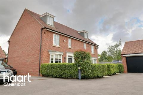 1 bedroom end of terrace house to rent - Ox Meadow, Bottisham
