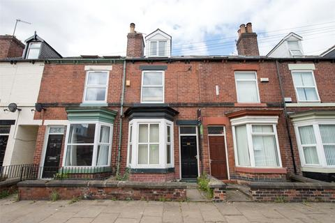 5 bedroom terraced house to rent - Denham Road, Sheffield, South Yorkshire, S11
