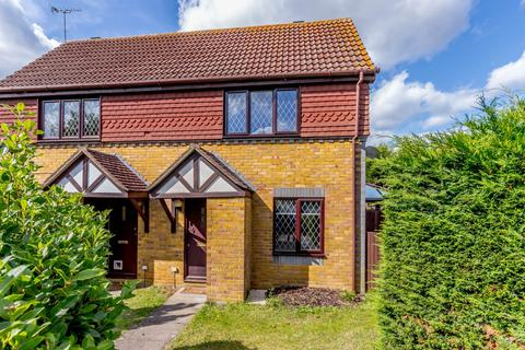 1 bedroom end of terrace house for sale - Churchfields, Guildford, GU4