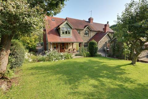 3 bedroom semi-detached house for sale - Knockley Cottages, Parkend Road, Bream, Lydney, Gloucestershire. GL15 6JR