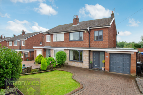 3 bedroom semi-detached house for sale - St. Albans Place, Chorley