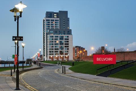 2 bedroom flat to rent - 1 William Jessop Way, City Centre, Liverpool, L3 1DZ