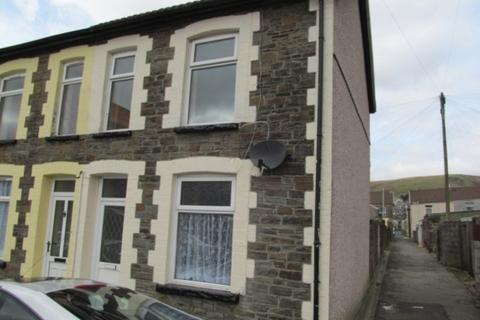 2 bedroom end of terrace house to rent - Syphon Street, CF39
