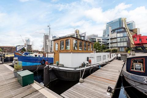 2 bedroom houseboat for sale - Poplar Dock Marina, Docklands E14