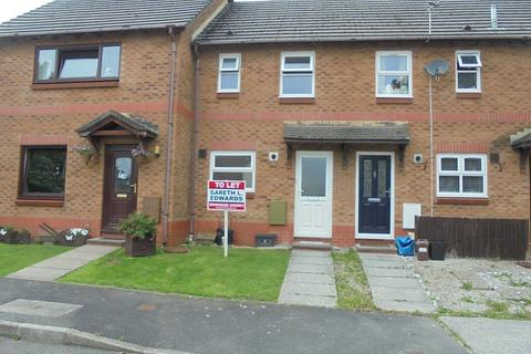 2 bedroom terraced house to rent - 7 St Illtyds Close, Brackla, Bridgend, Mid. Glamorgan. CF31 2BQ