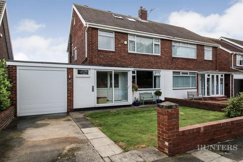 4 bedroom semi-detached house for sale - Lonsdale Avenue, South Bents, Sunderland, SR6 8AY
