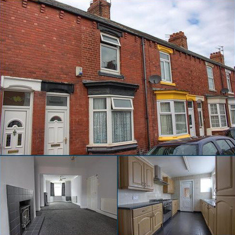 3 bedroom terraced house for sale - Muriel Street, Redcar