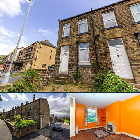 2 bedroom end of terrace house for sale - Iona Street, Boothtown, HALIFAX, West Yorkshire, HX3