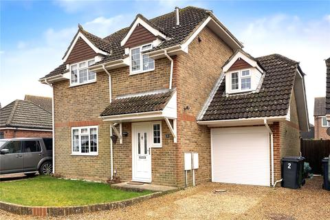 3 bedroom detached house for sale - Crabtree Close, Littlehampton, West Sussex