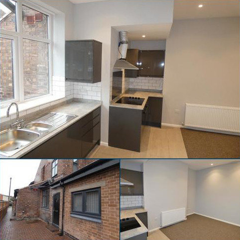 1 bedroom flat to rent - Flat 1 - 188 Station Road, Langley Mill, Nottingham NG16 4AE