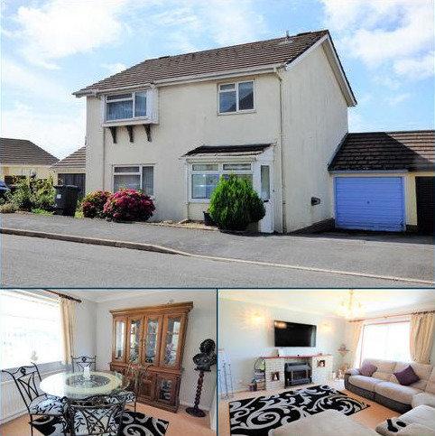 3 bedroom detached house for sale - Hound Tor Close, Hookhills