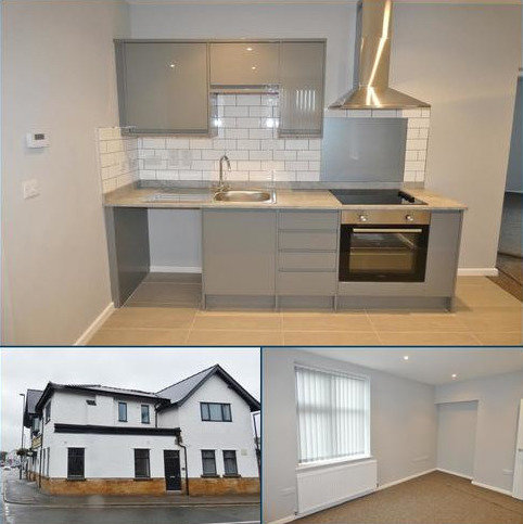 1 bedroom flat to rent - Flat 3 - 188 Station Road, Langley Mill, Nottingham NG16