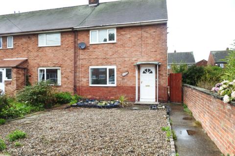 3 bedroom end of terrace house to rent - Tonbridge Grove, Greatfield, HU9