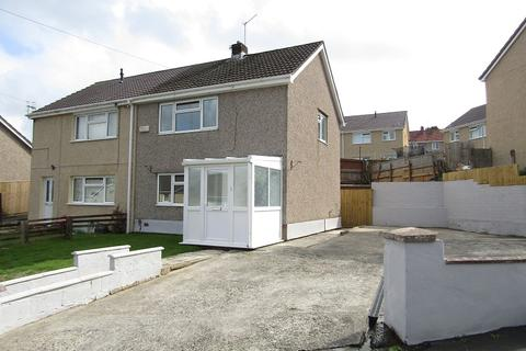 2 bedroom semi-detached house for sale - Lon Camlad, Morriston, Swansea, City And County of Swansea.