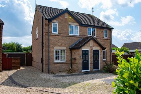 2 bedroom semi-detached house for sale - The Chase, Fishtoft, Boston, Lincolnshire