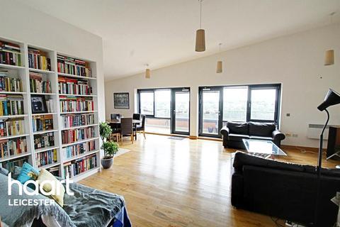2 bedroom flat for sale - Dyersgate, Bath Lane, Leicester