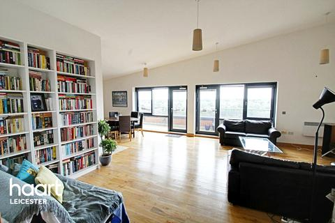 2 bedroom flat for sale - Bath Lane, Leicester