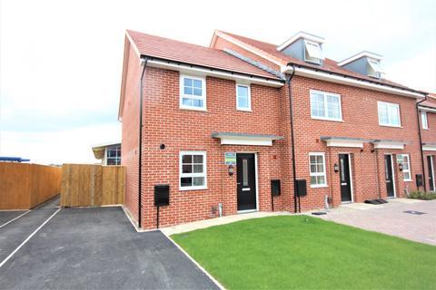 3 bedroom terraced house for sale - Highgate Park, Warton, PR4