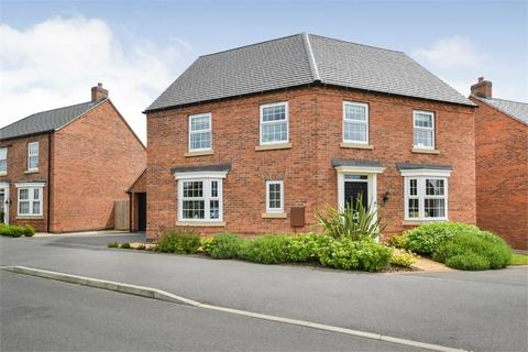 4 bedroom detached house for sale - Barnards Way, Kibworth Harcourt, Leicester