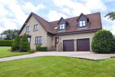 4 bedroom detached house for sale - 14 Gartwhinzean Loan, Powmill, Kinross-shire