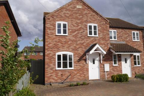 3 bedroom semi-detached house to rent - MAIN STREET, HARBY