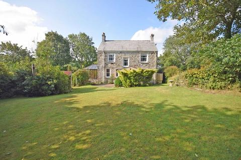 4 bedroom detached house for sale - Coombe, between Truro and St Austell, Cornwall