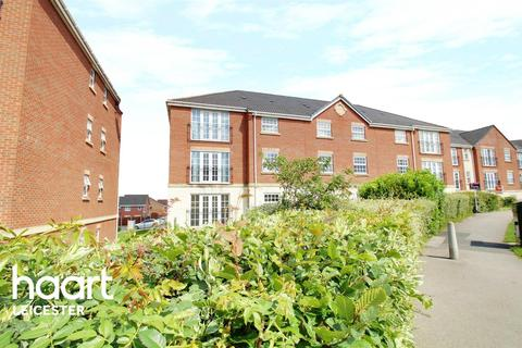 2 bedroom flat for sale - Birkby Close, Hamilton, Leicester