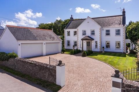 4 bedroom detached house for sale - Llanbethery, Vale of Glamorgan, CF62 3AN