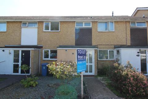 3 bedroom terraced house to rent - Apollo Close, Parkstone