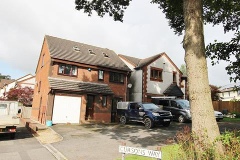 5 bedroom detached house for sale - Cursons Way, Ivybridge