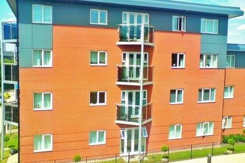 2 bedroom apartment to rent - Hever Hall, CITY CENTRE, COVENTRY CV1 5PB