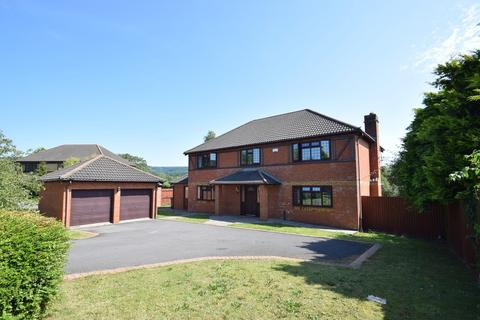 5 bedroom detached house for sale - 7 Eglwys Nunnydd, Margam, Port Talbot, Neath Port Talbot, SA13 2PS