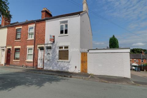 2 bedroom end of terrace house for sale - Oxford Street, Penkhull, ST4 7EH