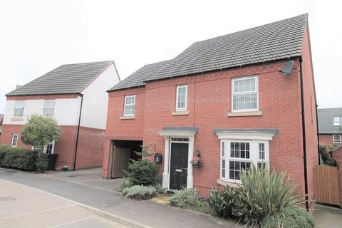 4 bedroom detached house for sale - Limner Street, Market Harborough