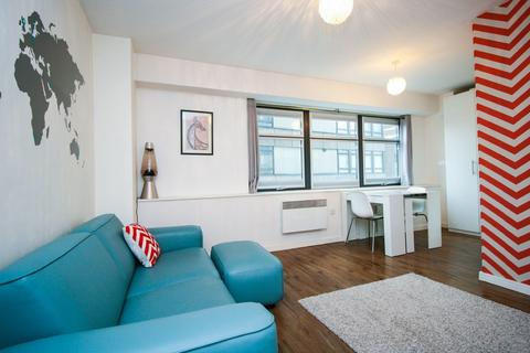 Studio to rent - Brindley House, Newhall Street