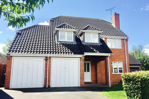 4 bedroom detached house to rent - Deanery Crescent, Thurcaston, Leicester