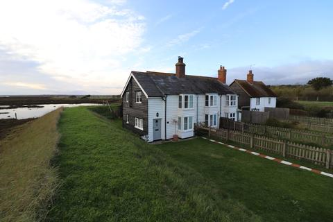 3 bedroom end of terrace house for sale - Riverside Cottages, Ferry Road