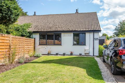 2 bedroom semi-detached bungalow for sale - High Street, Melbourn, Royston