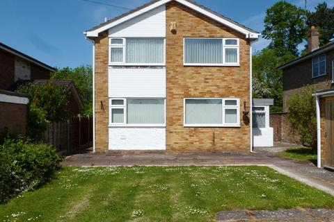 3 bedroom detached house for sale - Woolstanwood, Cheshire