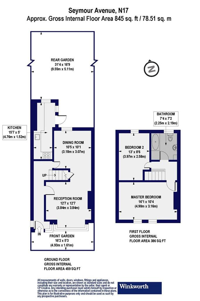 Floorplan: Picture No. 08