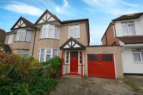 3 bedroom semi-detached house to rent - Beechwood Avenue, South Harrow