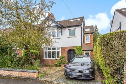4 bedroom semi-detached house to rent - Ramsay Road, Oxford, OX3
