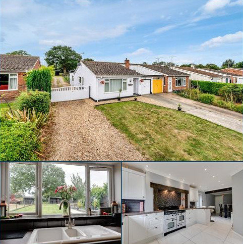 3 bedroom detached bungalow for sale - Great Oakley, Essex