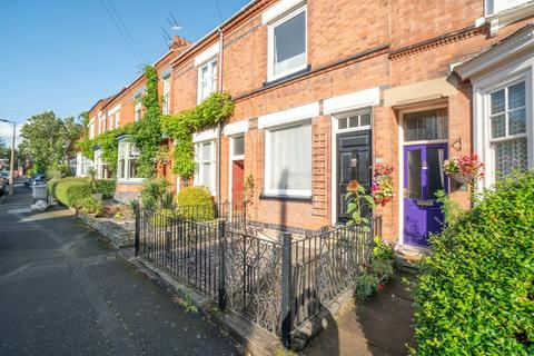 2 bedroom terraced house to rent - Holbrook Road, Stoneygate