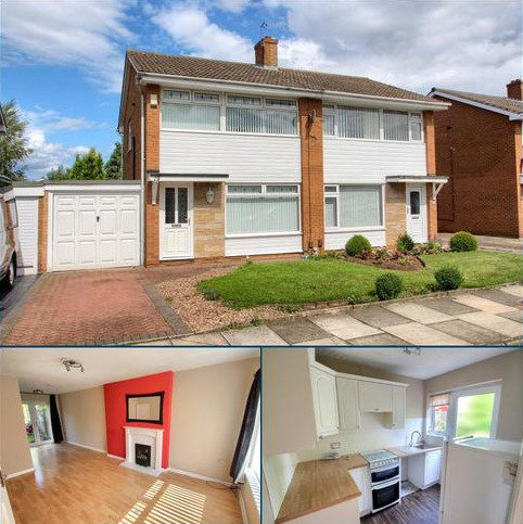 3 bedroom semi-detached house for sale - Tipton Close, Thornaby