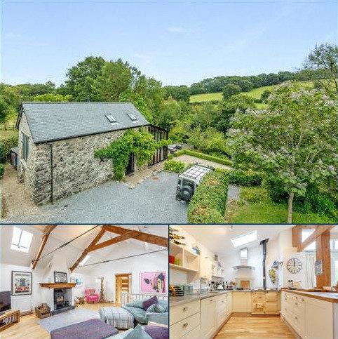 3 bedroom barn conversion for sale - Coombe, Buckfastleigh, Devon