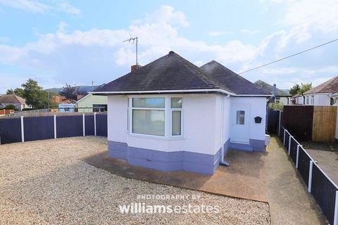 2 bedroom detached bungalow for sale - St Margarets Avenue, Prestatyn